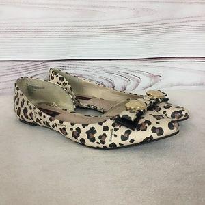 Betseyville Leopard Flats